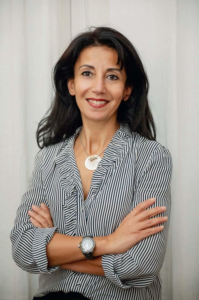 Yamina Nardin, psychanalyste à Paris 11eme